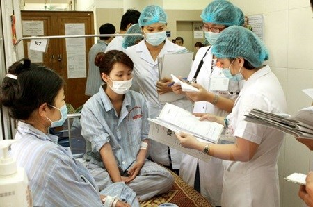 Hanoi develops grassroots healthcare network hinh anh 1