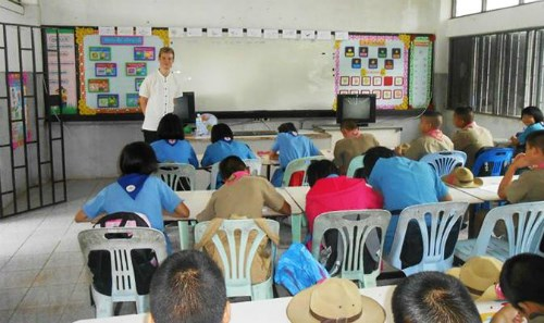 Thailand addresses challenges in education hinh anh 1