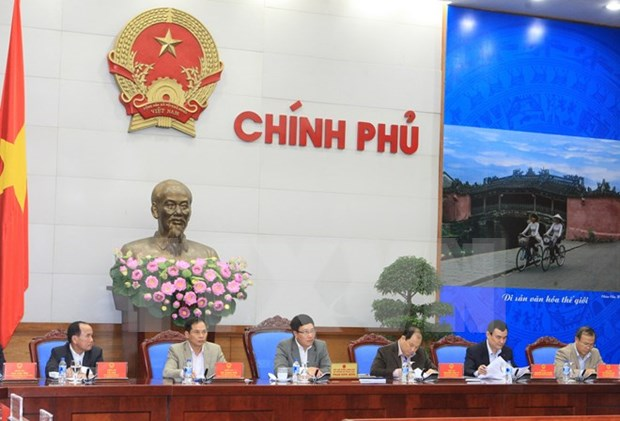 Committee reviews year-round preparations for APEC 2017 hinh anh 1