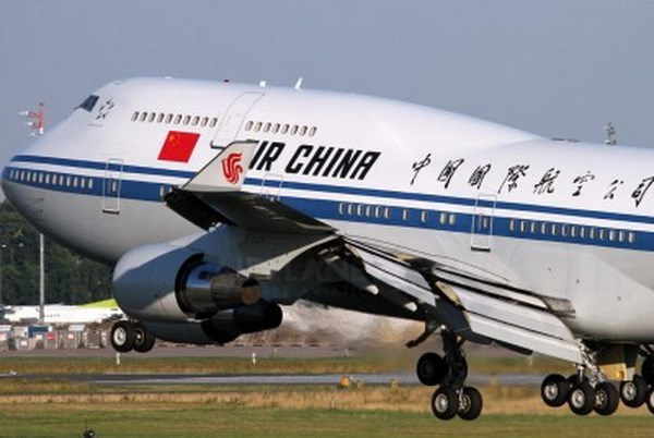 Air China launches Beijing-Havana air route hinh anh 1