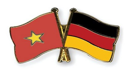 NA Vice Chairwoman greets German guest hinh anh 1