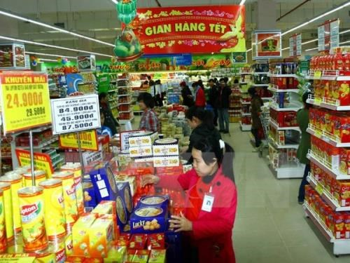 Hanoi to ensure goods supply during lunar New Year hinh anh 1