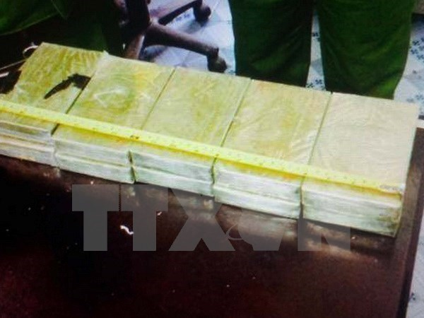 Major drug trafficking ring busted in HCM City hinh anh 1