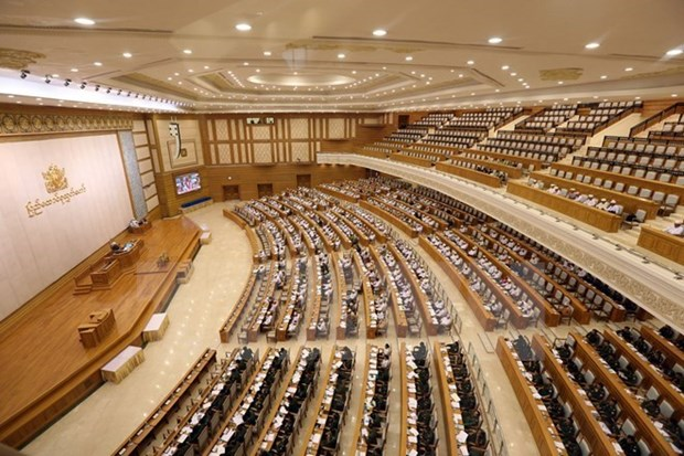 Myanmar parliament approves Special Economic Zone land planning hinh anh 1