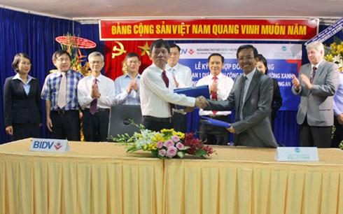 BIDV to fund waste treatment complex hinh anh 1
