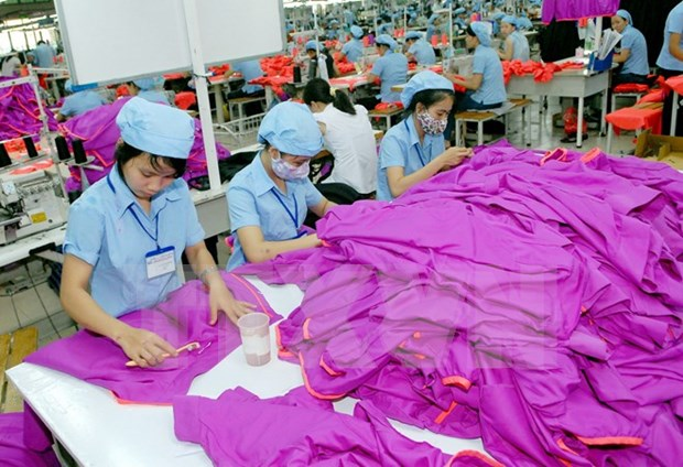 Export expected to grow 10 percent in 2016 hinh anh 1