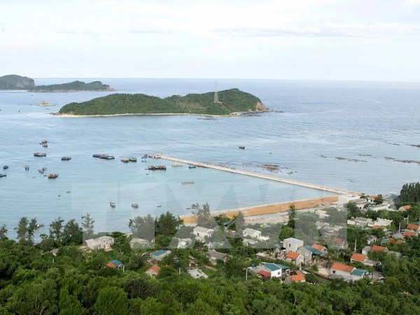 Co To island district recognised as new-style rural area hinh anh 1