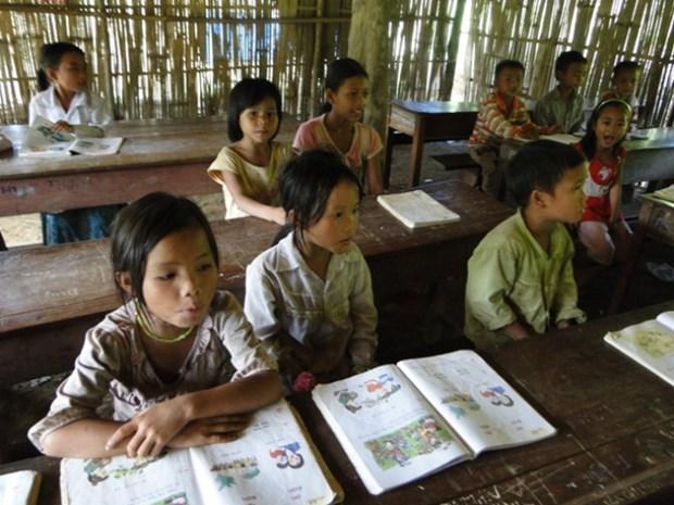 Dak Lak promotes Ede language teaching in schools hinh anh 1