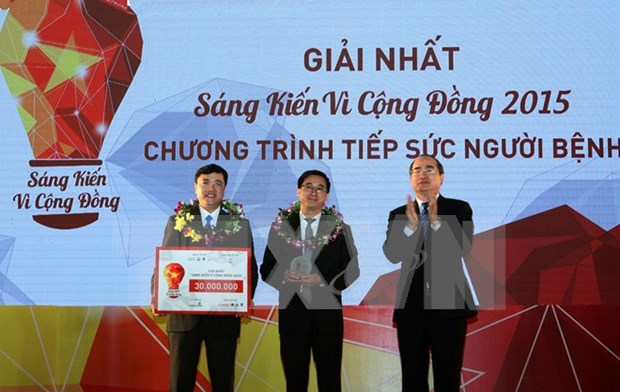 Excellent community initiatives get credit hinh anh 1
