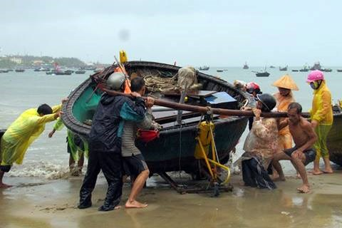 Disaster-hit localities to receive support hinh anh 1