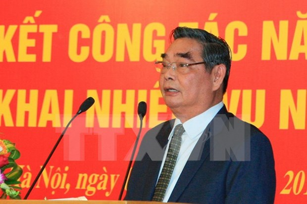 Preparations for 12th Party Congress on schedule hinh anh 1