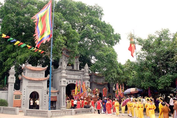 Hung Yen relic site patronised by Vietnam's UNESCO associations hinh anh 1