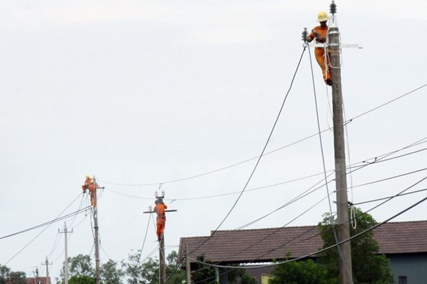 Electricity comes to 89 percent of rural households hinh anh 1