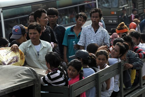 Lack of skilled workers threatens Cambodia hinh anh 1
