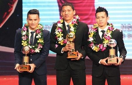 Golden Ball Award 2015 winners announced hinh anh 1