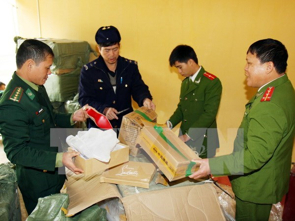 Army, police forces join hands in national security protection hinh anh 1