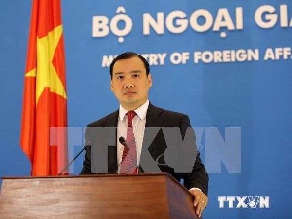 Vietnam shows deep concern over DPRK's H-bomb test hinh anh 1