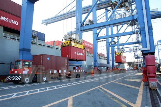 Port operator in HCM City eyes more cargo in 2016 hinh anh 1