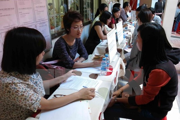 Year-end sees labour shortage hinh anh 1