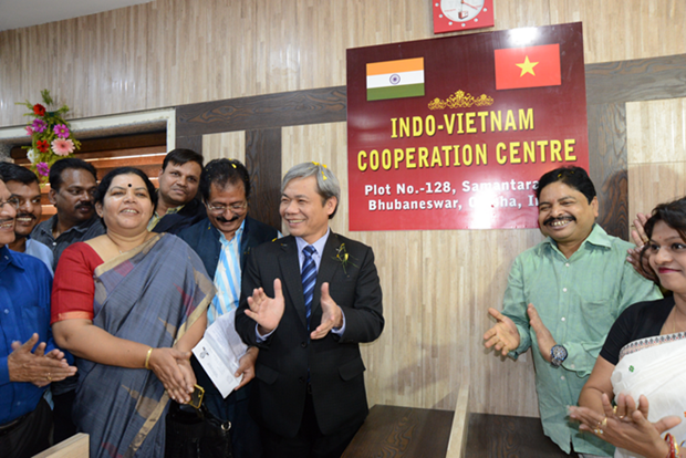 India-Vietnam cooperation centre set up in Odisha State hinh anh 1