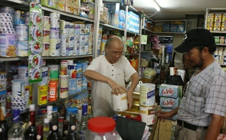 Ministry proposes tax rates for two fats for milk hinh anh 1