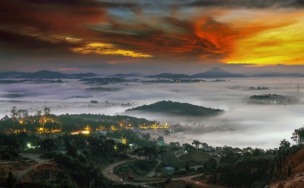Da Lat city among world's destinations in 2016 hinh anh 1