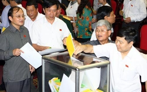 Ministries, agencies urged to prepare for NA elections hinh anh 1