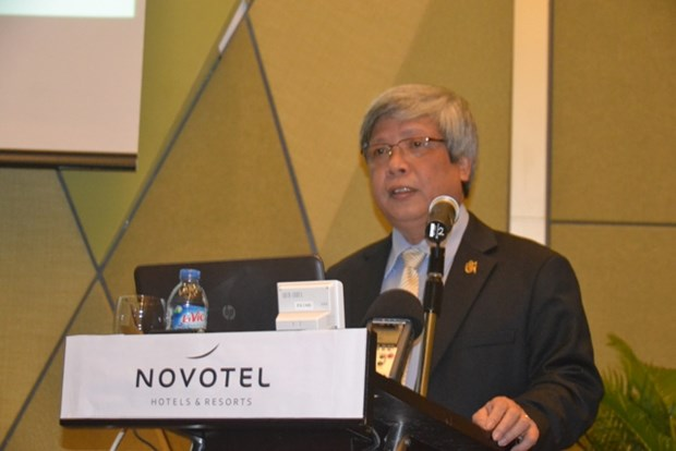 Int'l workshop on 3E nexus for sustainable development hinh anh 1
