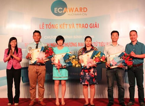 Top 10 e-commerce businesses in HCM City hinh anh 1