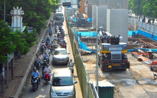 Hanoi's metro project gets more funds hinh anh 1