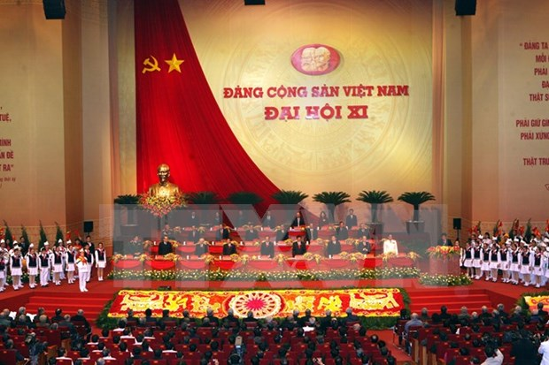 Exhibition gives insight into Communist Party of Vietnam hinh anh 1