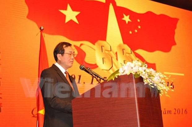 Guangzhou banquet marks Vietnam-China diplomatic ties hinh anh 1