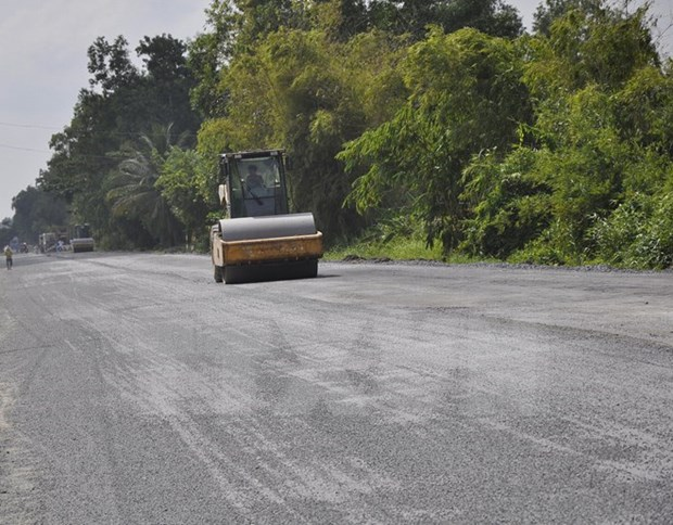 Work starts on Can Tho-Kien Giang road hinh anh 1