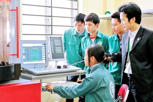 Occupational education prepares for ASEAN integration hinh anh 1