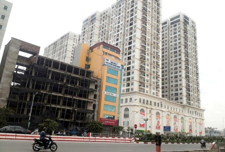 Apartment market in two major cities rising hinh anh 1