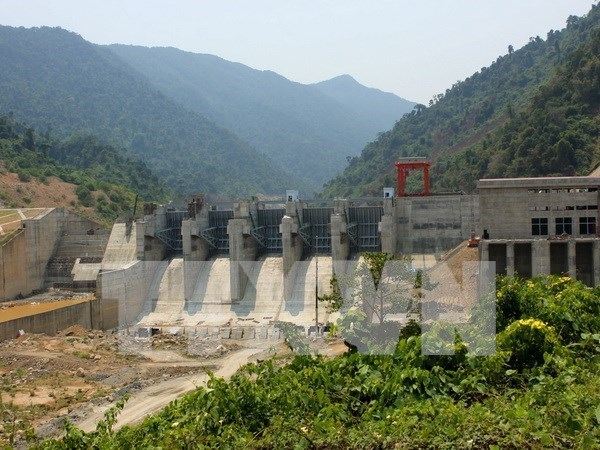 Hoi Xuan Hydropower Plant receives WB's support hinh anh 1