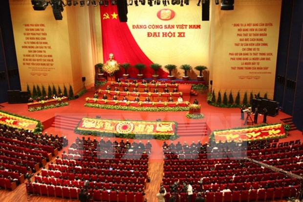 Japanese Communist Party congratulates on 12th National Party Congress hinh anh 1