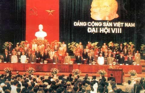 Eighth National Party Congress hinh anh 1
