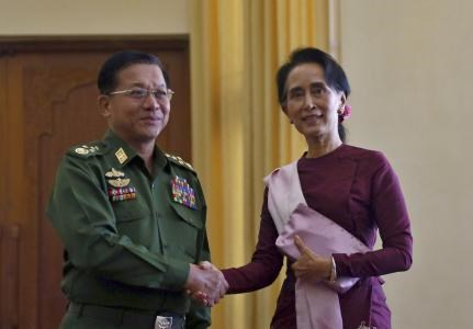 Myanmar: New military MPs appointed hinh anh 1