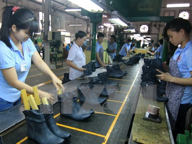 FTAs bring great opportunities to leather sector: official hinh anh 1