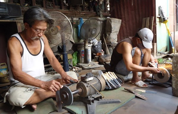 Support to help craft villages build own brands hinh anh 1
