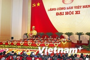 Eleventh National Party Congress hinh anh 1