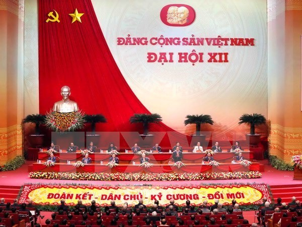 Young people pin hope on Party Congress hinh anh 1