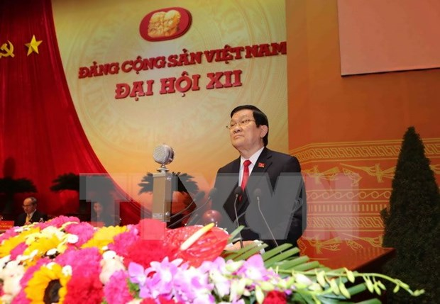 12th National Party Congress opens hinh anh 1