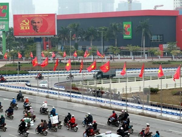 German press spotlights Vietnam's 12th National Party Congress hinh anh 1