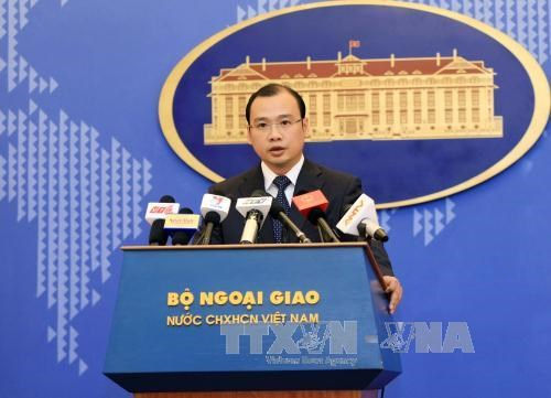 Vietnam welcomes strict enforcement of Iran-P5+1 nuclear agreement hinh anh 1