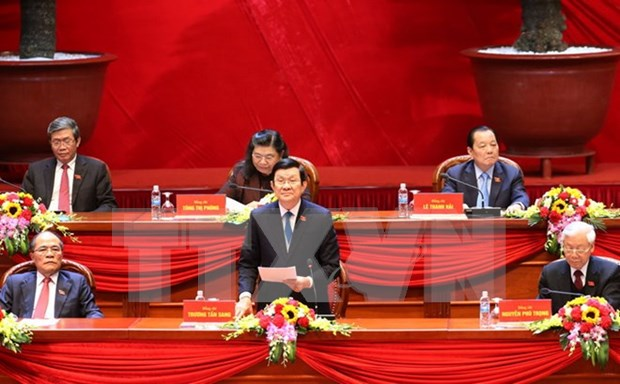 12th National Party Congress makes headlines in foreign countries hinh anh 1