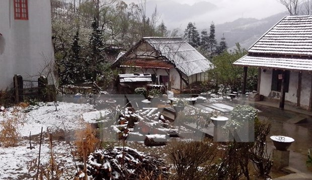 Strongest cold spell to chill northern region hinh anh 1