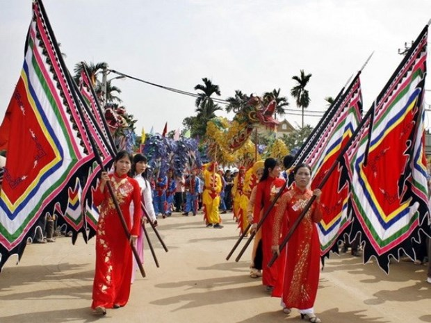 Traditional festivals listed national intangible cultural heritage hinh anh 1