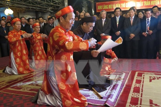 Thai Binh: Tran Temple Festival sets to open on Feb 20 hinh anh 1
